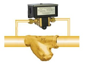 GE-511A Differential Pressure Switches with Brass Body
