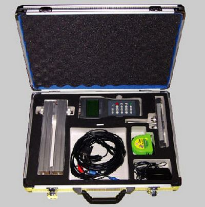 EU-109 Portable Ultrasonic Flowmeter