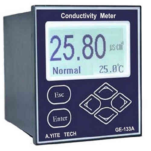 GE-133 Conductivity Analysis Meter