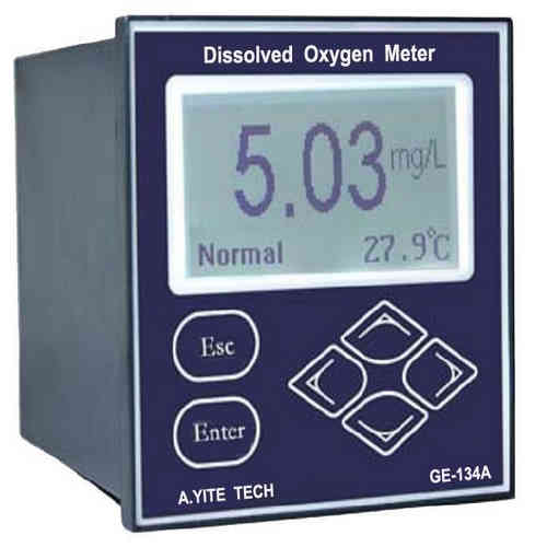GE-134 Dissolved Oxygen Analysis Meter