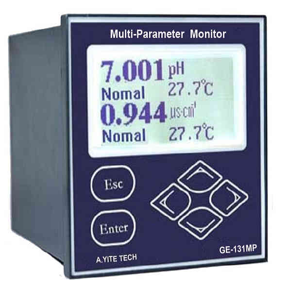 GE-131 Multi-Parameter Water Analysis Meter