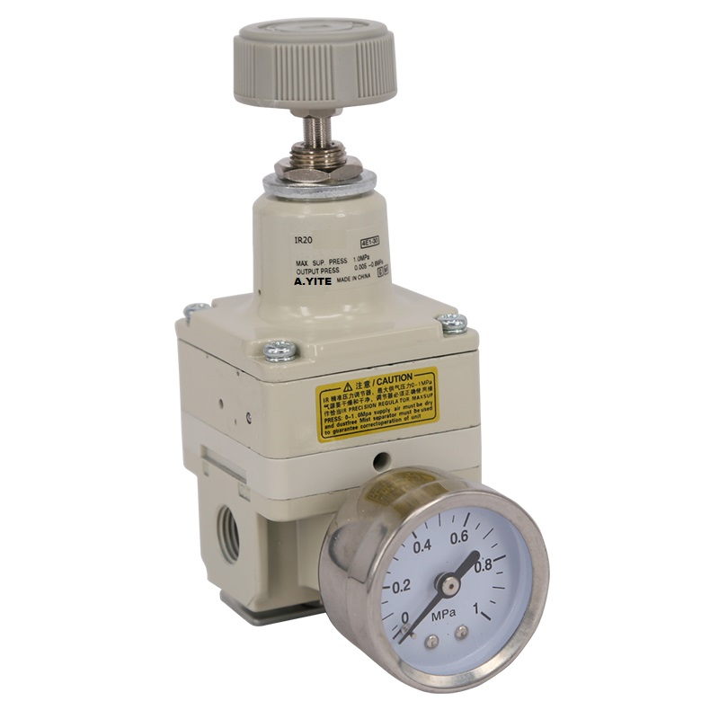 Precise Pressure Regulator