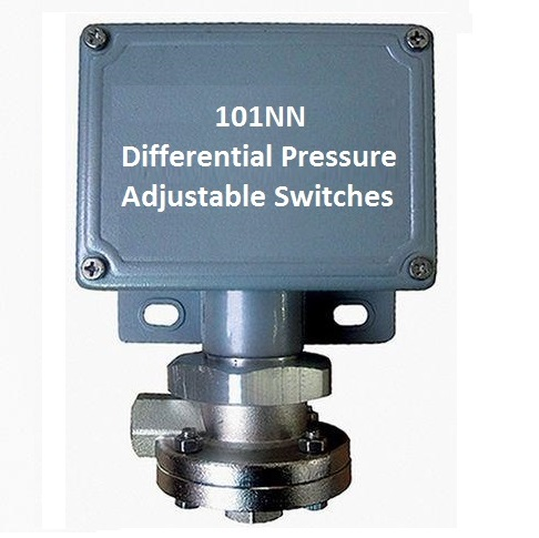 101NN Differential Pressure Switch