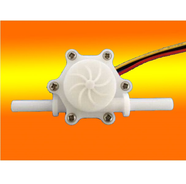 6mm 9mm In-Line Water Flow Sensor