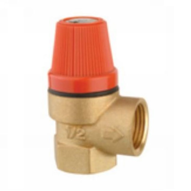 Diaphragm Relief Safety Valve