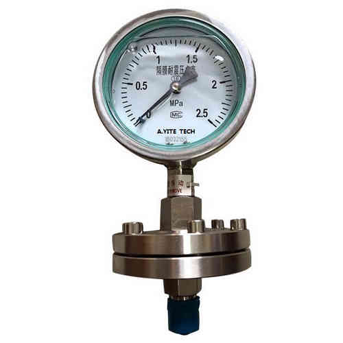 Oil Filled Pressure Gauge