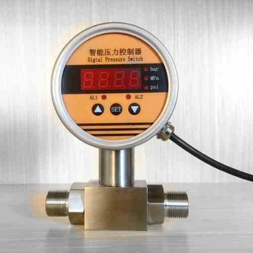 Digital Differential Pressure Switches