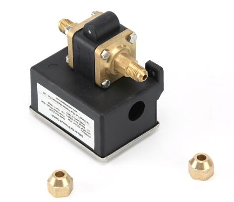 Differential Pressure Switches Brass Copper Pipe
