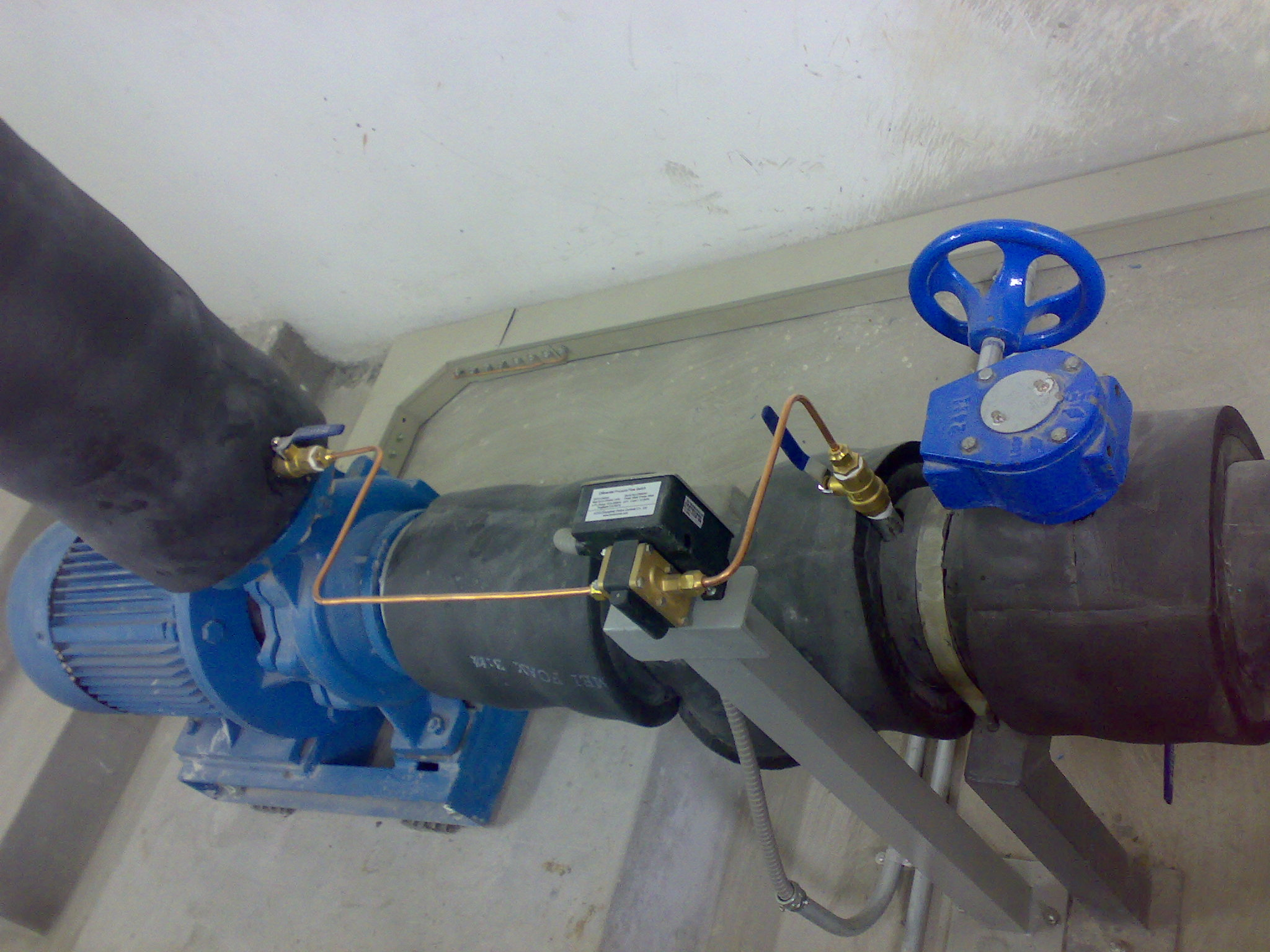 Water Pump with Differential Pressure Switch