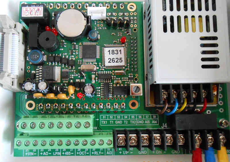 PCB of ultrasonic Flow Transmitter