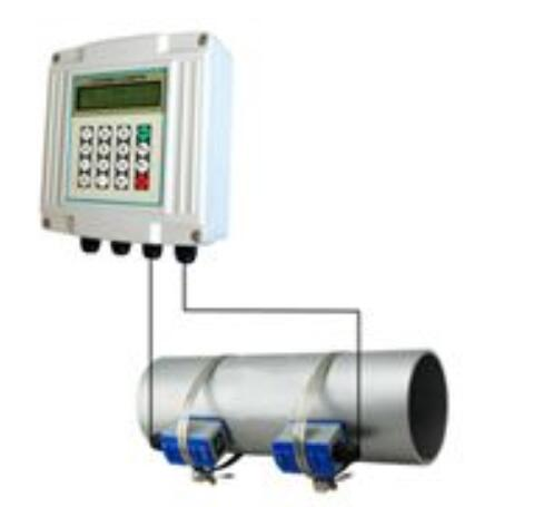 Installation of Ultrasonic Flowmeter