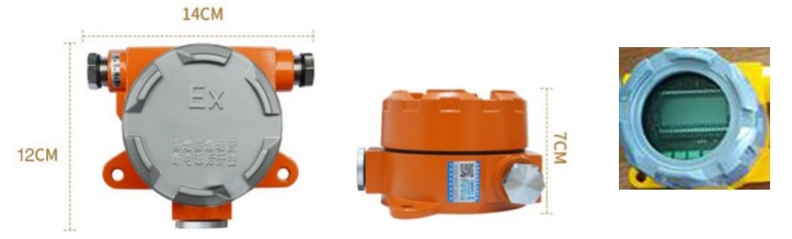 ATEX Explosion Proof Air Differential Pressure Transmitter