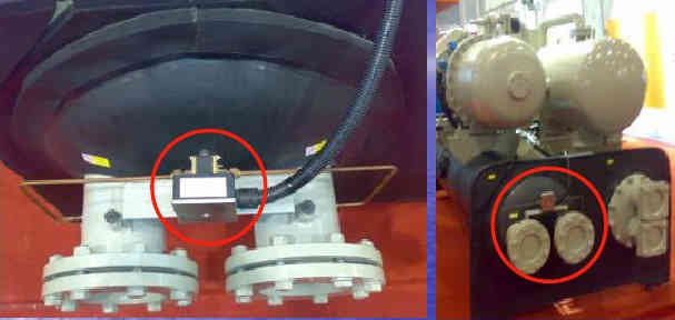 install a differential pressure switch in heater exchanger